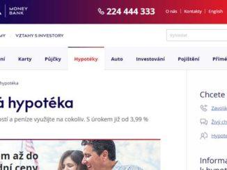 Americká hypotéka od MONETA Money Bank