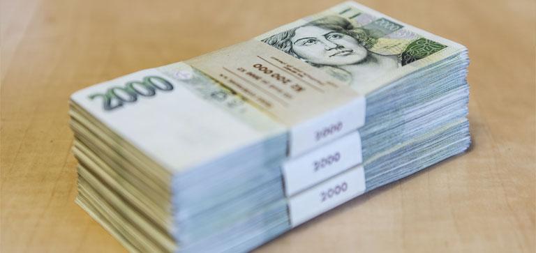 Půjčka v hotovosti