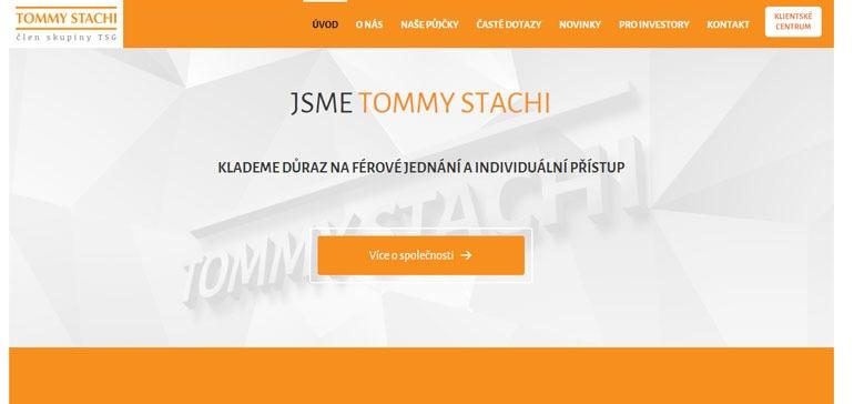 Tommy Stachi recenze a zkušenosti